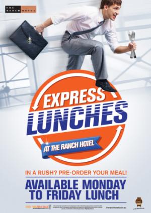 Lunch Order Pre-Order Form