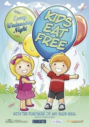 Wednesdays Kids Eat Free