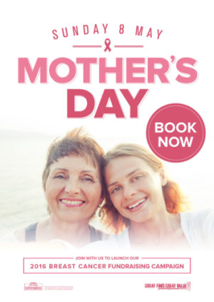 Book Now For Mother's Day