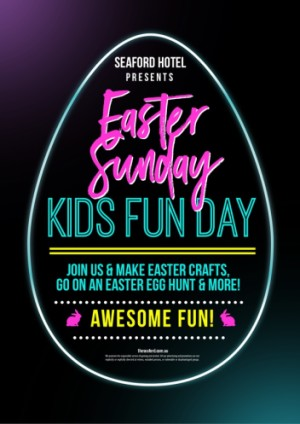 Easter Sunday - Kids Fun Day