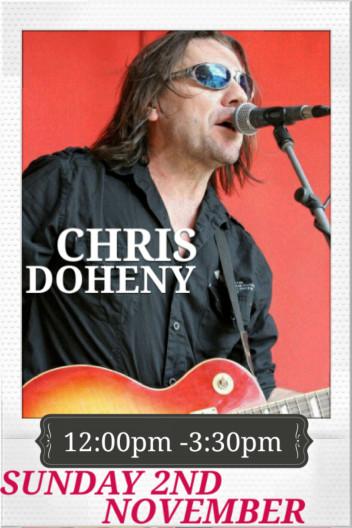 Chris Doheny